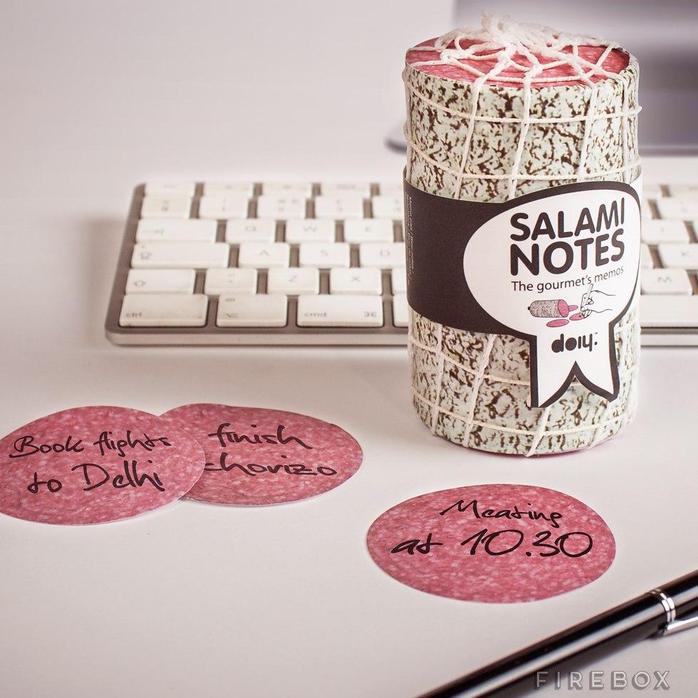 notes salami