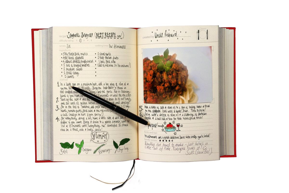 rodzinna książka kucharska 2