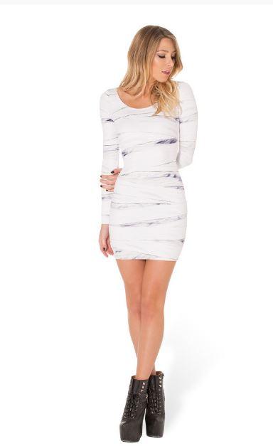 sukienka bandaz1