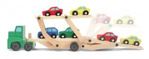 Samochód-drewniany-z-przyczepą-4