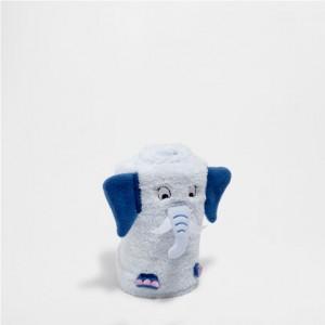 polarowy-koc-słoń-1